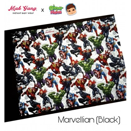 BWMY-Marvellian (Black)