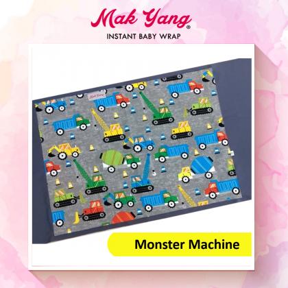 BWMY-Monster Machine