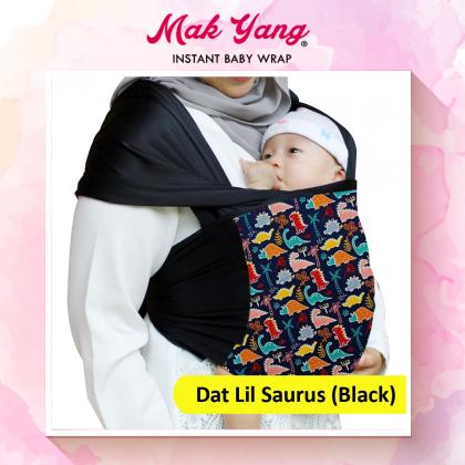 BWMY-Dat Lil Saurus (Black)