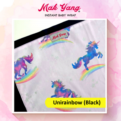 BWMY-Unirainbow (Black)
