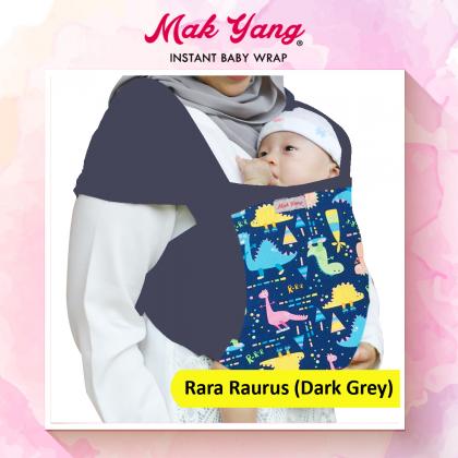 BWMY-Rara Raurus (Dark Grey)