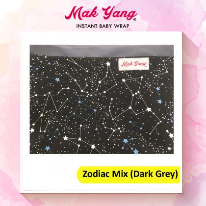 BWMY-Zodiac Mix (Dark Grey)
