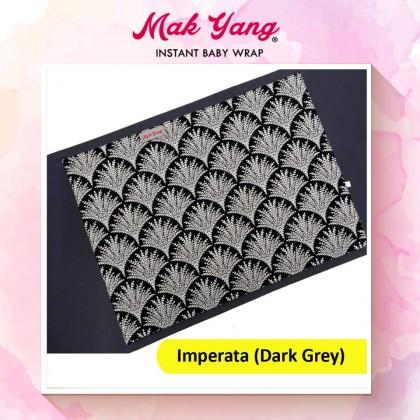 BWMY-Imperata (Dark Grey)
