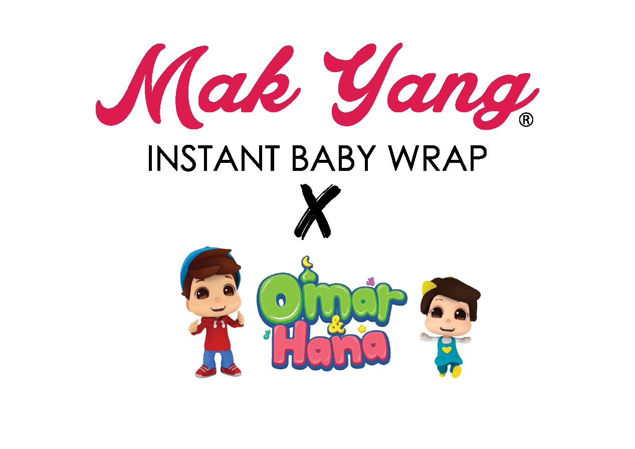 Mak Yang - Instant Baby Wrap